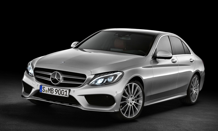 International, Mercedes-Benz C250, AMG Line, Avantgarde, Diamantsilber metallic: Galeri Foto : Mercedes Benz C-Class 2014 W205