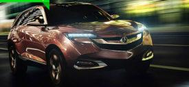 Acura SUV-X konsep