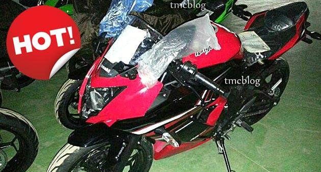2014 Kawasaki Ninja 250 cc 1 silinder