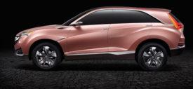 Acura SUV-X rear