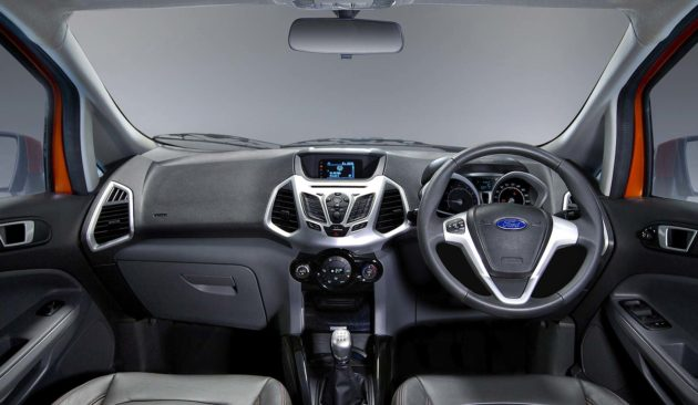 Dashboard Ford EcoSport Indonesia