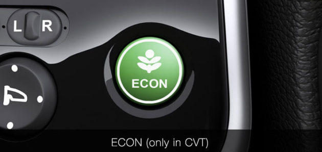 Eco Button Honda City 2014