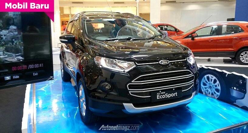 Ford, Ford EcoSport Indonesia 2014: Ford EcoSport Indonesia Memulai Debut Dengan Kontes Urban Discoveries!