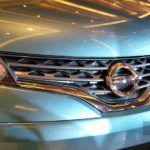 Grille New Nissan Evalia facelift 2014