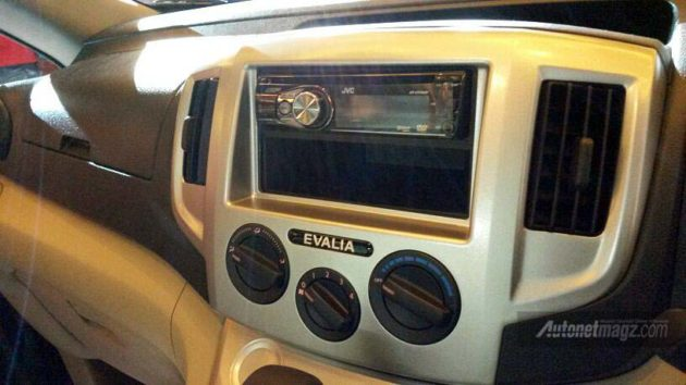 Head-unit_Nissan_Evalia_2014