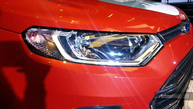 Ford, Headlamp Ford EcoSport sudah ada Daytime Running Light DRL: Ford EcoSport Indonesia Memulai Debut Dengan Kontes Urban Discoveries!
