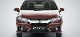 Honda City 2014 rear