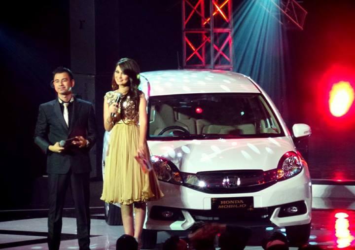 Honda, Honda Mobilio Raffi Ahmad: Honda Mobilio Resmi Diluncurkan Secara Diam-diam