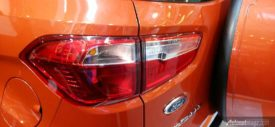 Headlamp Ford EcoSport sudah ada Daytime Running Light DRL