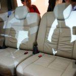 New Nissan Evalia Kursi Belakang
