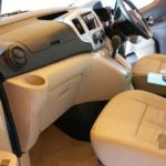 New Nissan Evalia Tutup Tempat Penyimpanan