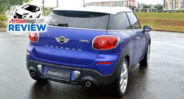 Review MINI Cooper S Paceman Indonesia