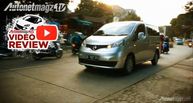 Review Nissan Evalia SV Indonesia