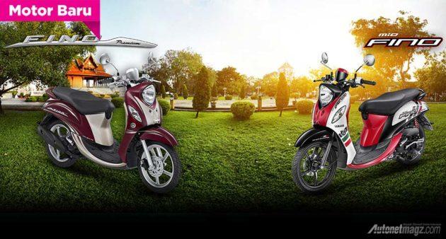 Yamaha Fino injeksi baru tahun 2014