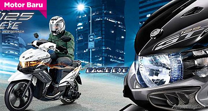 Motor Baru, Motor Baru Yamaha GT 125 2014: Yamaha GT 125 Eagle Eye