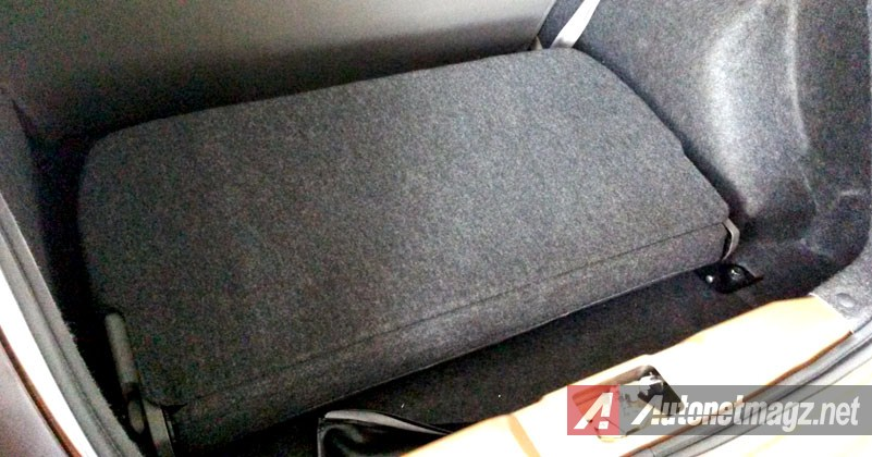 , Datsun GO+ Nusantara Closed Rear Seat: Datsun GO+ Nusantara Closed Rear Seat