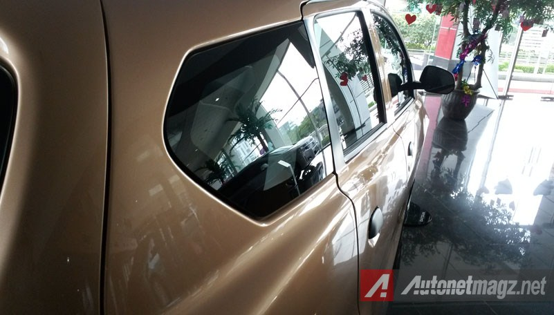 , Datsun GO+ Nusantara Rear Window: Datsun GO+ Nusantara Rear Window