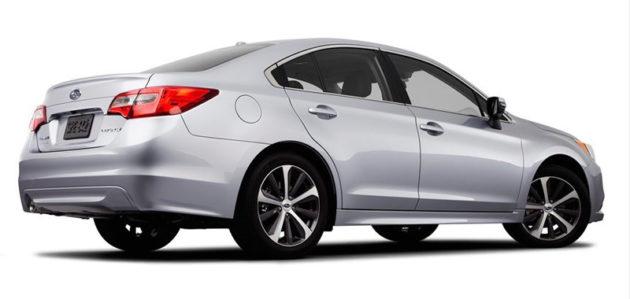 2015 Subaru Legacy Styling