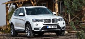 BMW X3 2013 facelift