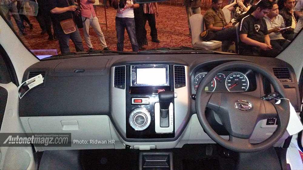 Gallery Foto Daihatsu Luxio Facelift 2014 And Impresi Pertama