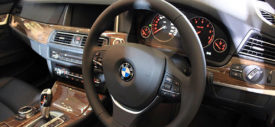 Entertainment set BMW 528i