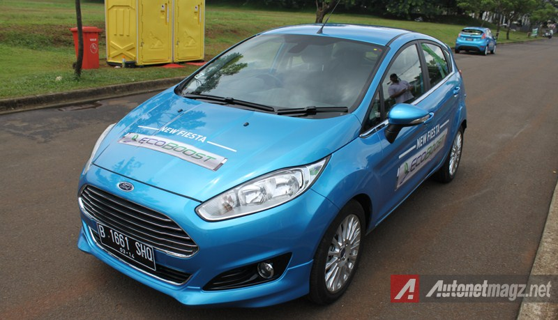 Ford Fiesta Indonesia Ecoboost