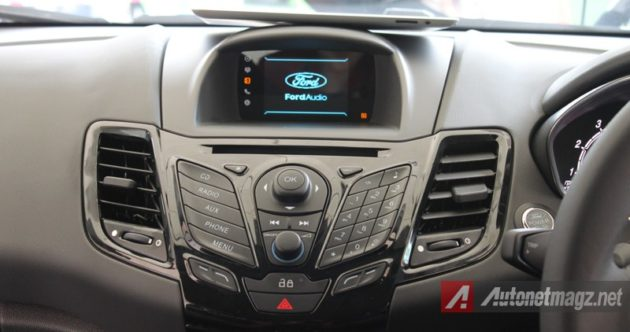 Ford Fiesta Ecoboost MID