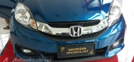 Honda Mobilio rear baggage
