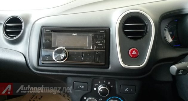 Head Unit Honda Mobilio E CVT