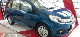 Honda Mobilio big luggage
