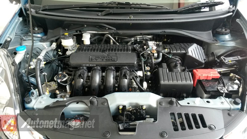 Honda, Honda Mobilio Engine: First Impression Review Honda Mobilio E Manual + Gallery Photo