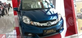 Honda Mobilio rear finish