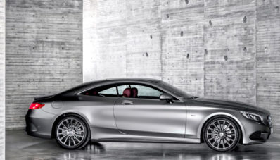 Ini Dia Mercedes Benz S Coupe 2 Pintu Autonetmagz