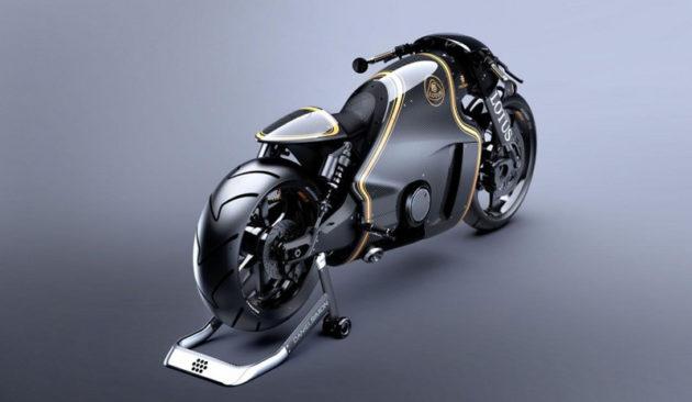 Motor Lotus C01