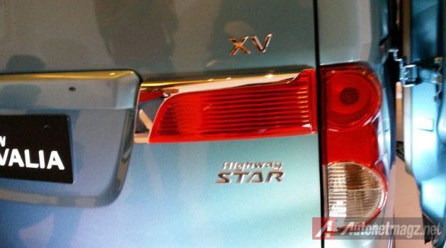Nissan Evalia Facelift High Way Star