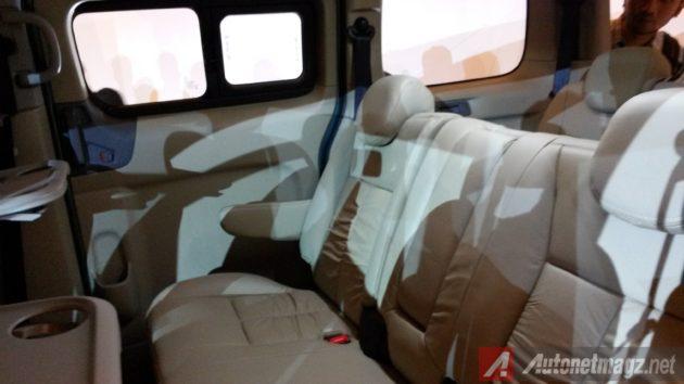 Nissan Evalia Facelift New Door Trim