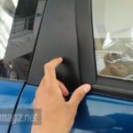 Rear Plastic Door Honda Mobilio