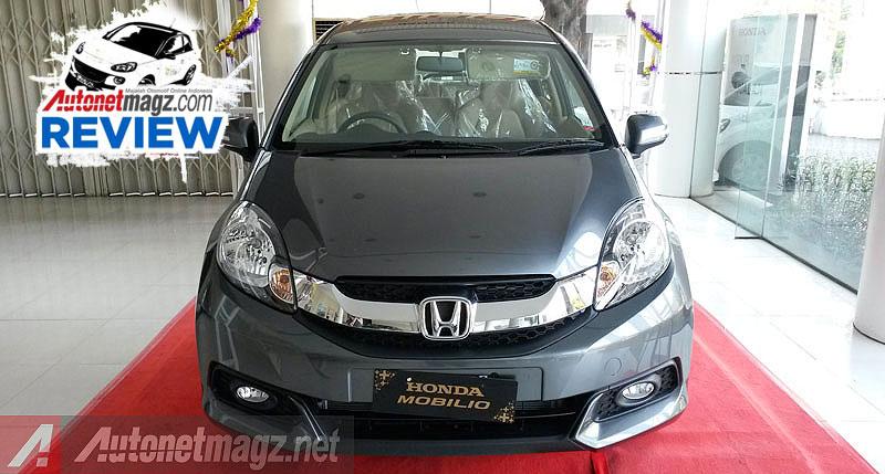 Honda, Review Honda Mobilio: First Impression Review Honda Mobilio E Manual + Gallery Photo