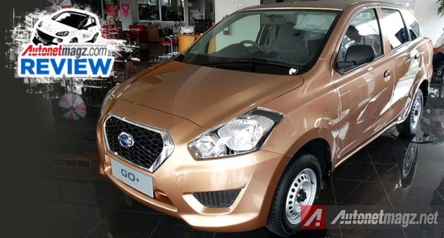 Review Datsun GO+ Nusantara