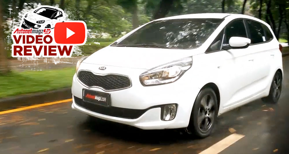 review all new kia carens indonesia autonetmagz review mobil dan motor baru indonesia. Black Bedroom Furniture Sets. Home Design Ideas