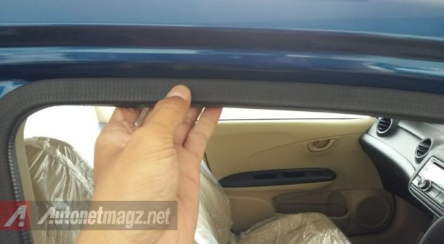 Seal Door Honda Mobilio
