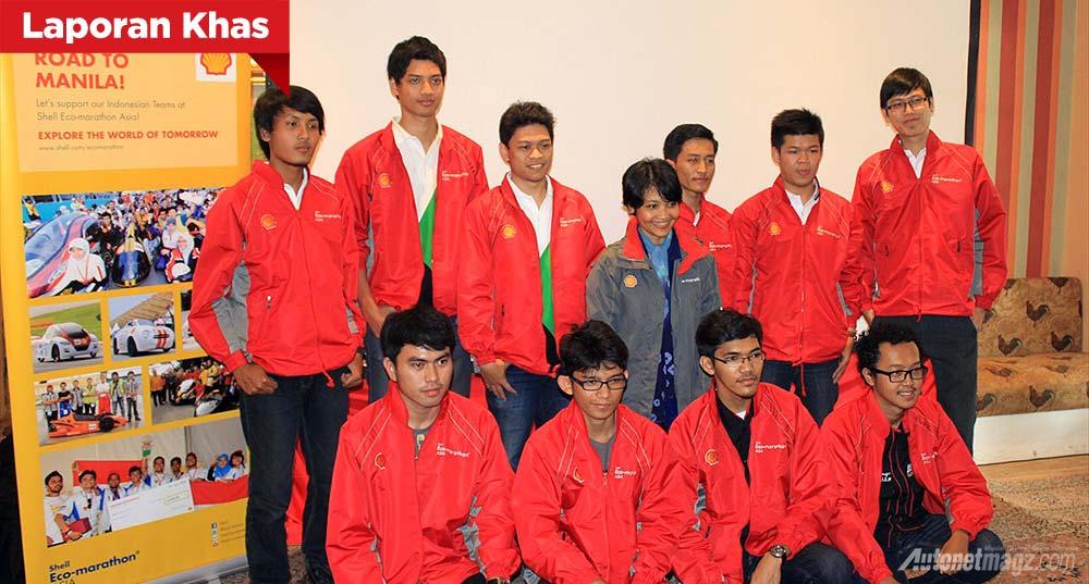 Nasional, Shell Eco Marathon 2014 Tim Indonesia: Indonesia Kirim 12 Universitas Untuk Terjun di Shell Eco Marathon Asia 2014