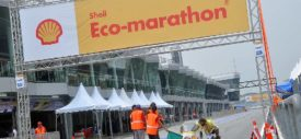 Shell Eco Marathon 2014 Tim Indonesia