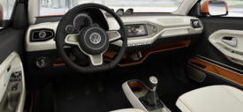 VW Taigun interior