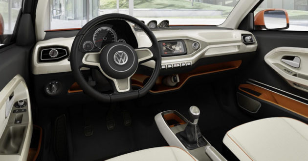 VW Taigun dashboard