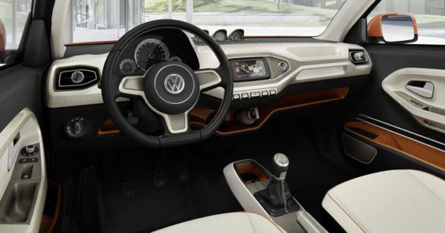 VW Taigun dashboard