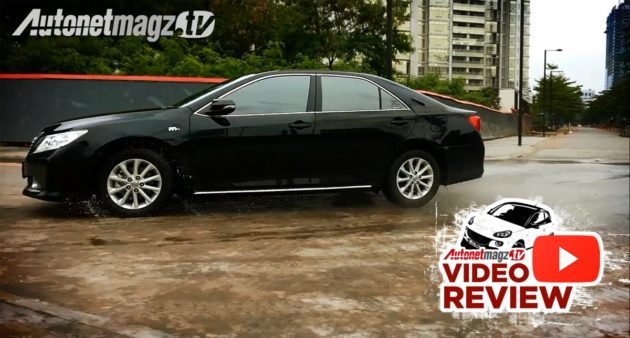 Video review Toyota Camry Indonesia