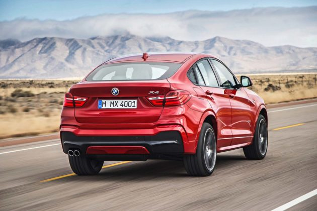 2014 BMW X4 Wallpaper