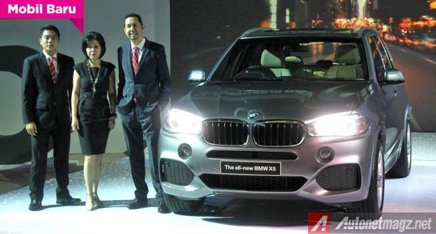 2014 BMW X5 Indonesia