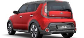 KIA Soul 2014 red dot Award Winner Car Category